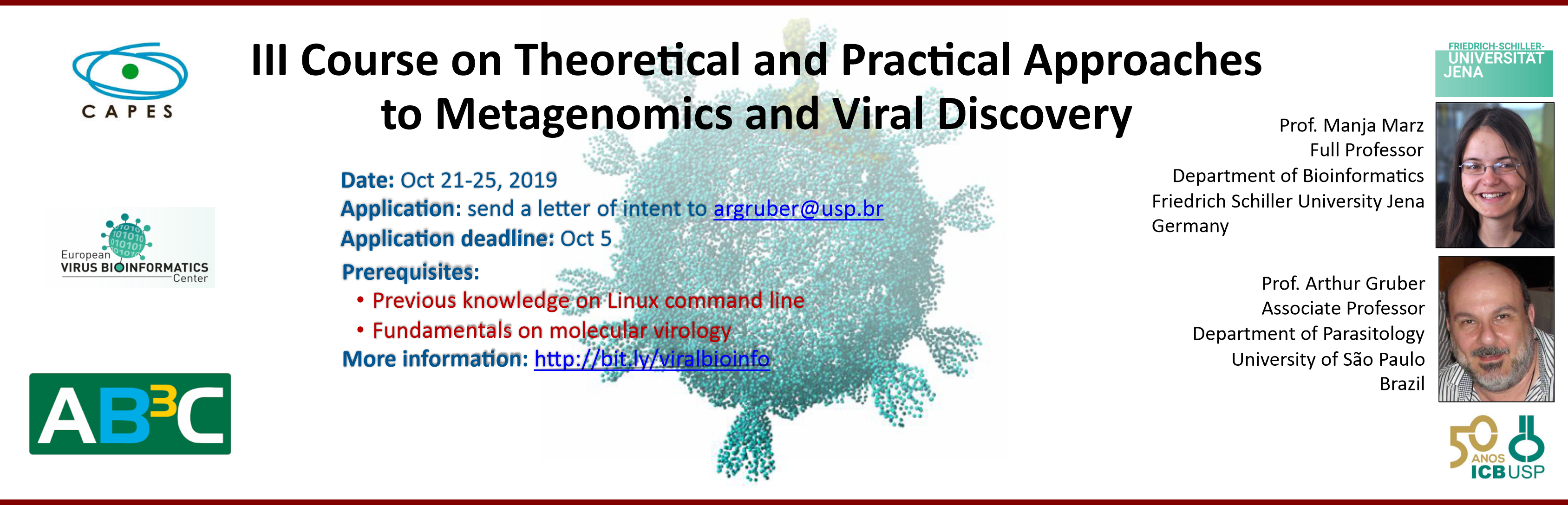 Theoretical and practical approaches to metagenomics and viral discovery